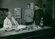 "A scene from the film ''Svensson, Svensson""."