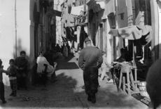 Algerian Soldier walking on a pavement The Algerian War,  also known as the Algerian War of Independence or the Algerian Revolution