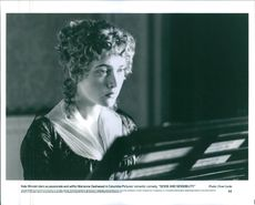 """A scene of Kate Elizabeth Winslet from the American period drama film """"Sense and Sensibility """". 1995"""
