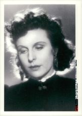 """Leni Riefenstahl in 1929, the same year she participated in Arnold Fanck's film """"The White Hell of Riz Palau"""""""
