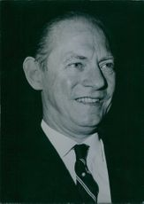Danish Diplomat: Count Kield Gustav Knuth-Winterfeldt, Danish Ambassador to the United States of America 1962
