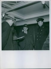Formalities to which the master must. 1940