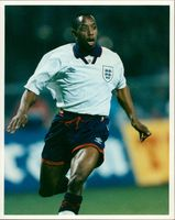 Ian Wright, football player Arsenal