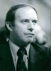A Photo of Eric Varley. 1977