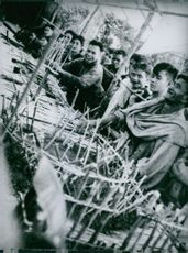 Vietnam 1964 South Vietnam was in political chaos during much of the year as generals competed for power and Buddhists protested against the government. The Viet Cong communist guerrillas expanded their operations and defeated the South Vietnamese army (