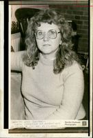 Susan Scnderson whose Hat Uno car was hijacked by the prisoners.