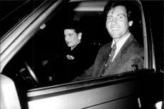The princess Stepanie of Monaco after the kidnapping drama in Paris