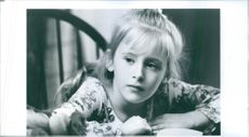 Quinn Culkin as Connie Evans, Henry's little sister whom he despises out of jealousy. 1993