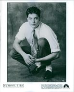 Still of Brendan Fraser in the film School Ties.