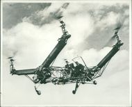 THE QUADROTOR HELICOPTER