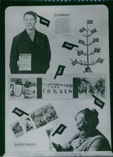 Help Campaign in Sweden Norway outcome of the Thule house 1943