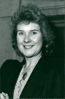 Rosie Barnes, Politician.