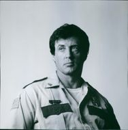 Portrait of Sylvester Stallone as Sheriff Freddy Heflin in the film Cop Land, 1997.