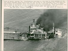 Oil Tanker Pacific Glory