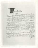 "August Strindberg's original manuscript for ""Svanvhit"" is sold at Sotheby's auction house."