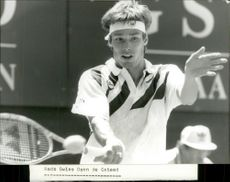 Tennis players Michael Stich