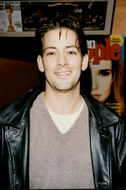 """Actor Trevor Edmond at the launch of the magazine """"Teen People"""" on Planet Hollywood Beverly Hills"""