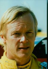 Ari Vatanen's close-up portrait.