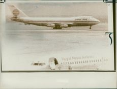 Aircraft Skyjacking Karachi 1986