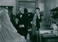 A scene from the movie