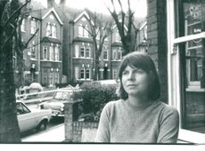 Margaret Drabble, the author