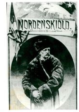 Contemporary newspaper cover of Adolf Nordenskiöld's departure with Vega
