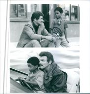 Scenes from the movie Cop and a Half with Norman D. Golden II and Burt Reynolds, 1993.