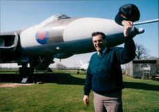 Steve Pope Curator of new Aviation Museum.