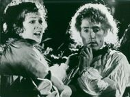 Rosemary A. and Roger Daltrey in the