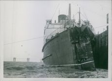 A photo of Channel Steamer in a Crash.
