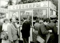 OS in Moscow 1980