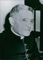 Monsignor Domenico Tardini: Appointed Secretary of State by Pope John XXIII (an appointment left vacant by Pope Pius XII since 1944).