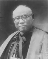 Portrait of Cardinal Thomas Tien Ken-sin.