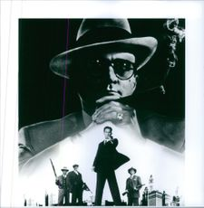 """Poster of the movie """"The Untouchables"""""""