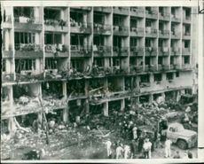 THE HOTEL VICTRIA A UNITED STATES OFFICERS BILLET IN SAIGON