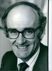 A Photo of John Nott.  1979