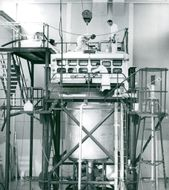 This is the so-called nolleffect reactor R 0 in Studsvik
