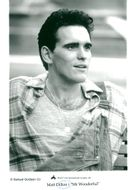 "Matt Dillon in the love movie ""Mr Wonderful""."