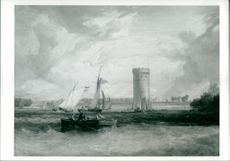 Turner's tabley the seat of sir J.F leicester bart.