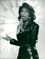 Natalie Cole:Joining des on