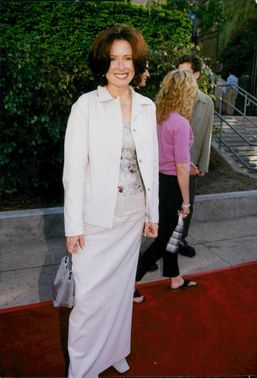 American actress Mary McDonnell from the television show
