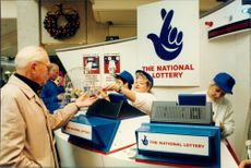 National Lottery.