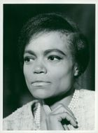 Eartha Kitt at Berns