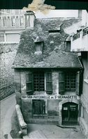 The Maison Paternelle de Sainte Bernadette in Paris.
