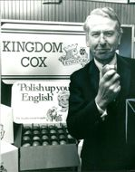 Peter Walker:Launching the Kingdom Cox campaign