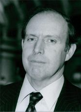 A photo of Eric Varley, M.P. - British Politician - 1980