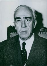 Portrait of Ioannis Toumbas. 1966.