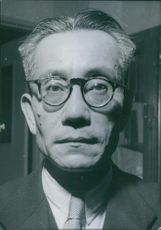 A photo of Japanese Politicians: Kumao Nishimura.