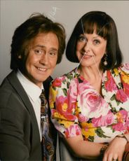 Nigel Planer and Susie Blake.