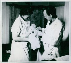Svantesson and Sister Signe but a newborn find whose mother. 4 hours after resignation one had to leave 15km. for a day.